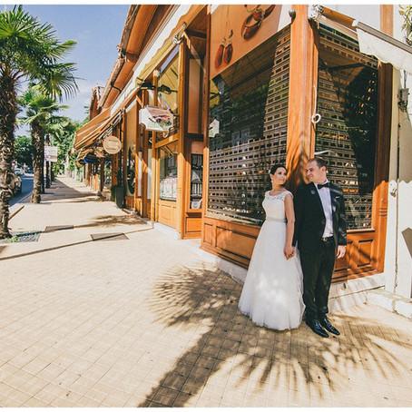 Ana i Krunoslav | PhotoSession- Opatija / Vjenčanje Marija Bistrica