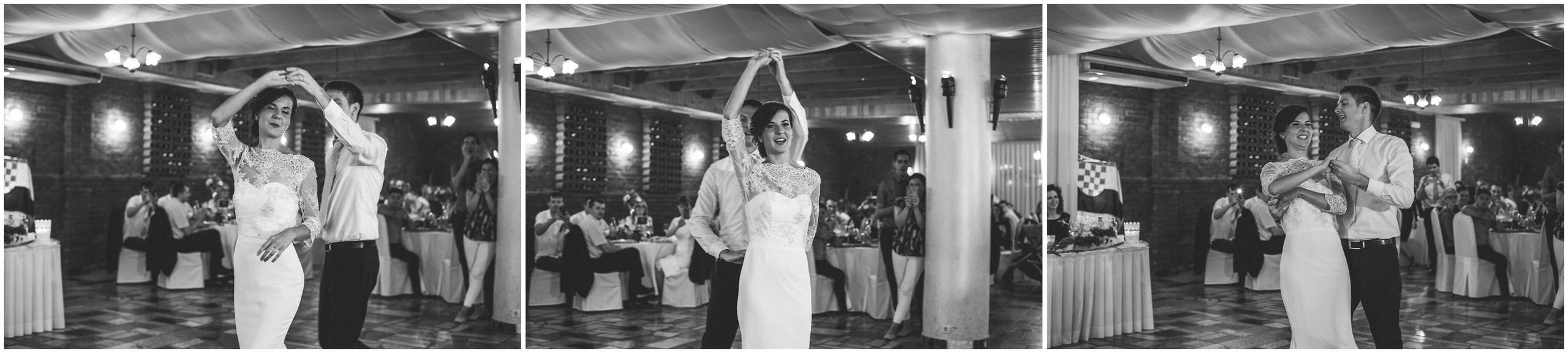 Prvi ples mladenaca
