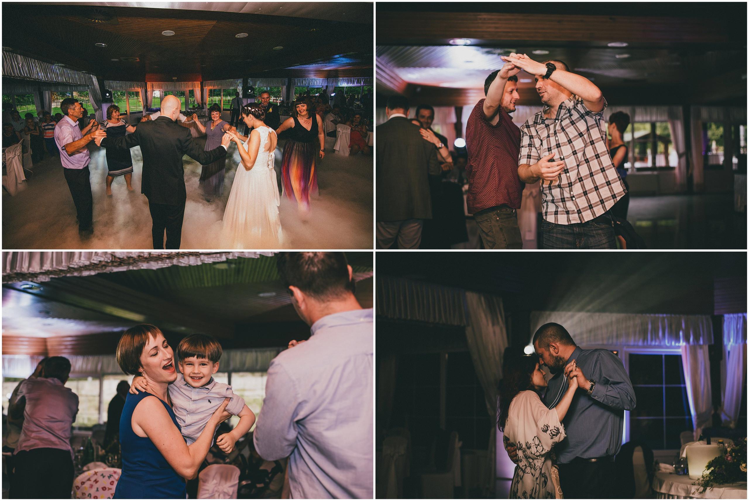 Fotografiranje svatova Vjenčanja Divlje Vode