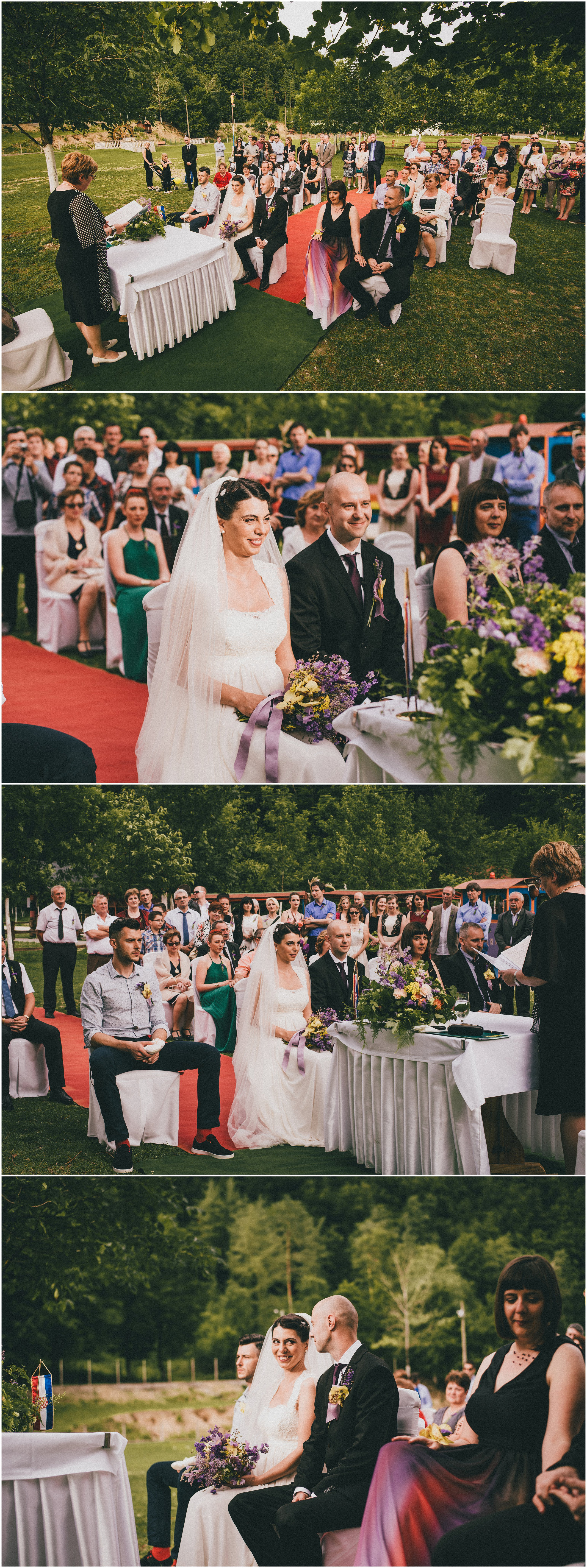 Vjenčanje na otvorenom Divlje Vode