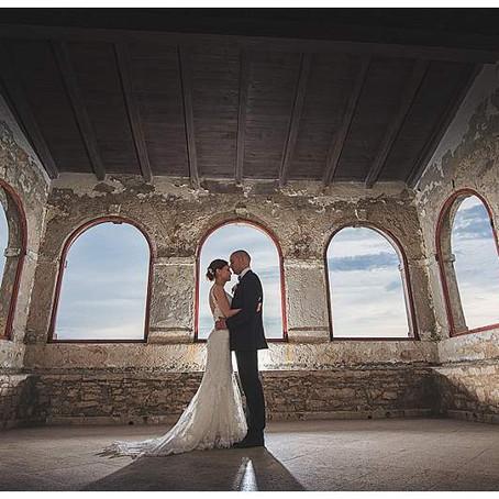 Nikolina i Alen- Vjenčanje u Novigradu