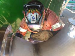 DAMO WELDING_LEICHHART POWERSTATION_2014