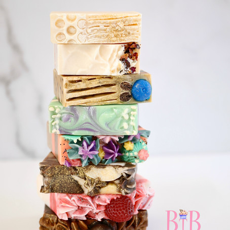 Why You Should Buy REAL Soaps From BTB