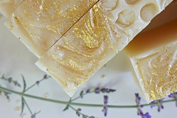 Honeydew Soaps rare ingredient soap