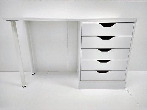 5 Drawer Desk:
