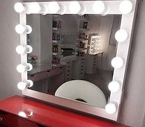 Salon Size Mirror