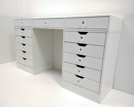 13  Solid Top Desk