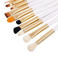 10 Pieces Eye Makeup Brush Set