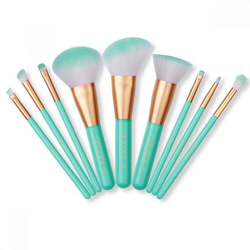 9 Pieces Basic Brush Set