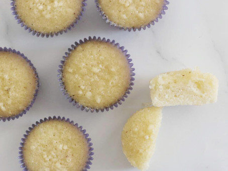 5 Steps For Perfect Vanilla Cupcakes