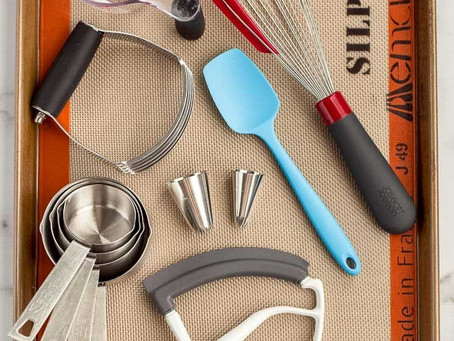 Ultimate 6 Baking Tools Every  Baker Needs