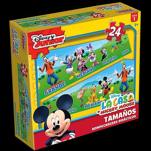 Rompecabezas de Mickey Mouse