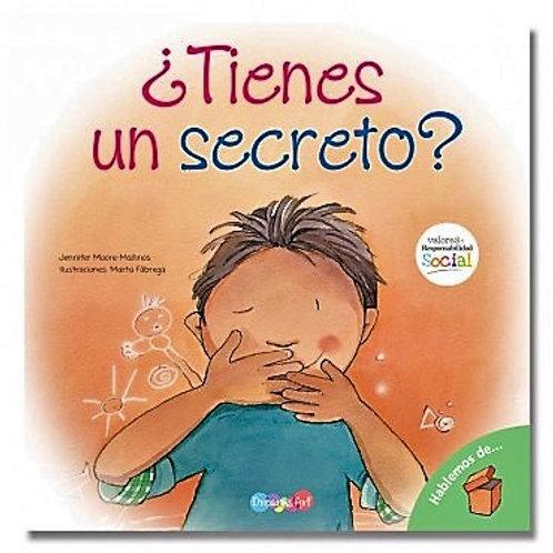 ¿Tienes un secreto?