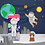Thumbnail: Caja de Rompecabezas Magnetico Astronauta
