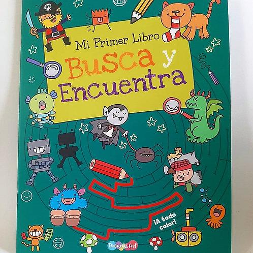 Mi Primer Libro Buscay Encuentra