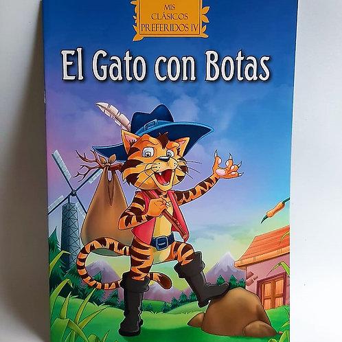 Cuento- El Gato con Botas