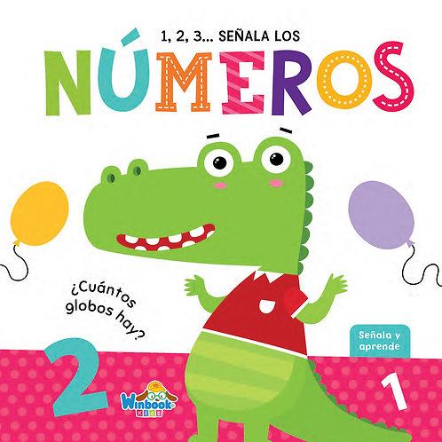 Libro Señala Los Números
