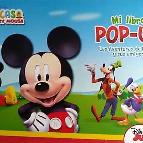 Cuentos  3D - Las Aventuras de Mickey