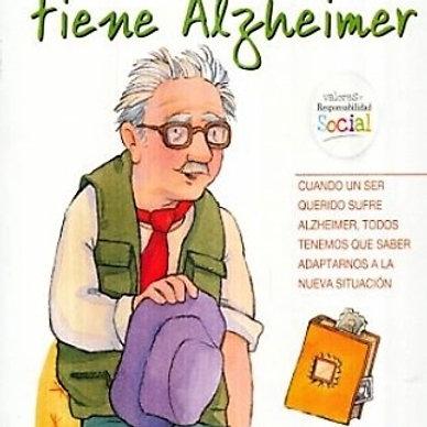 El abuelito tiene Alzheimer
