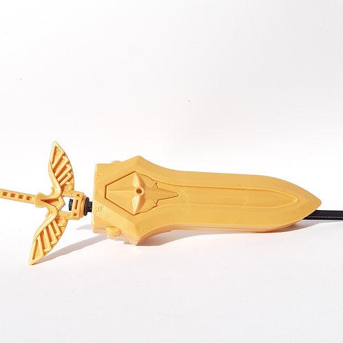 Lanzador Para Beyblade Xcallius Dorado - Izq y derecho