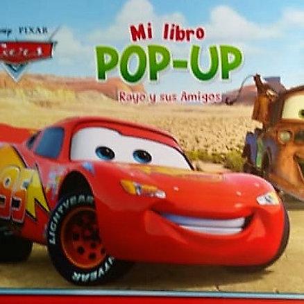 Cuentos  3D - Rayo y sus Amigos