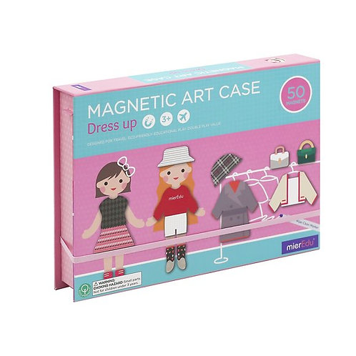 Estuche de Arte Magnetico Dress-Up