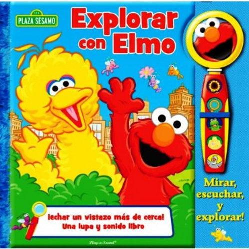 Libro Explora con Elmo