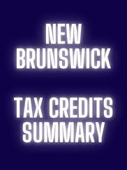 New Brunswick Tax Credits Summary.png