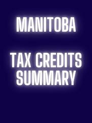 Manitoba Tax Credits Summary.png