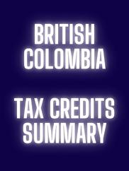 BC Tax Credits Summary.png