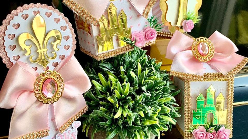 Caixa da Felicidade Princesa