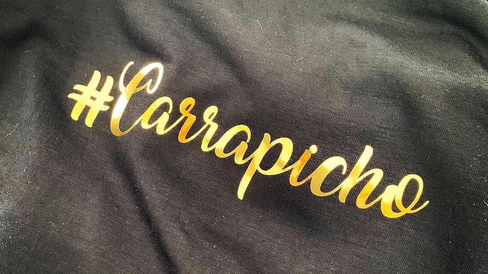 Camiseta #Carrapicho