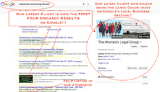 SERPS SEO with Video SEO on Page One oF Google