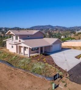 home for sale vista