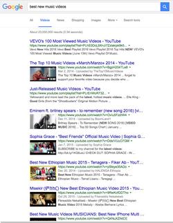 Va Best Online Marketing Examples