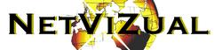 SEO NetVizual.com Logo Brand