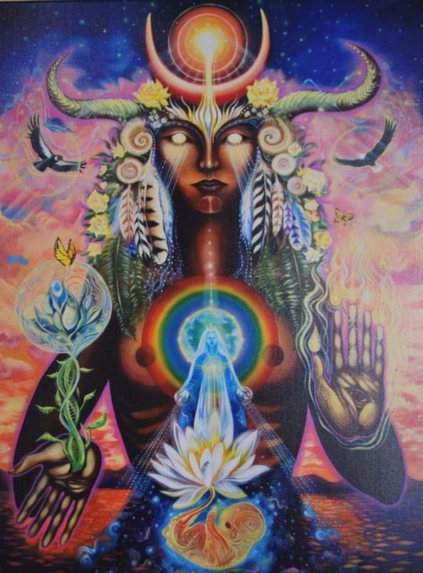 Universal Mother by Tessa Mythos