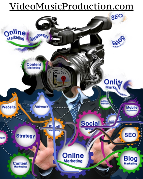 online marketing video camera
