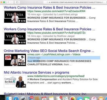 online search engine optimization marketing