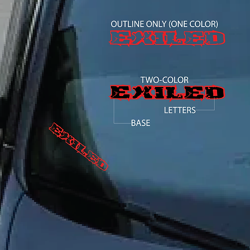 Exiled Banner