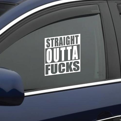 Straight Outta Fucks