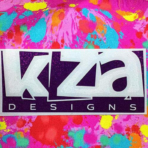 KZA Logo Decal