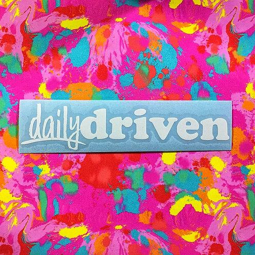 Daily Driven V2