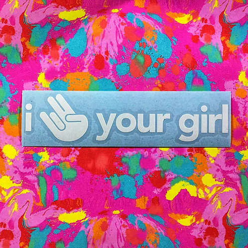 I Shockered Your Girl