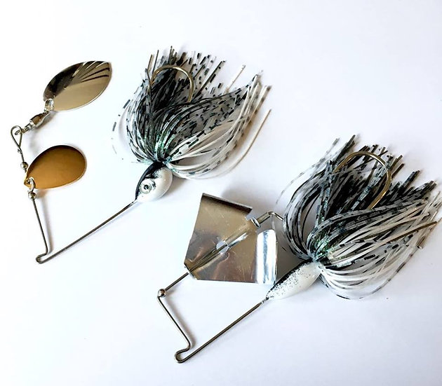 Crappie Spinner/Buzz Combo