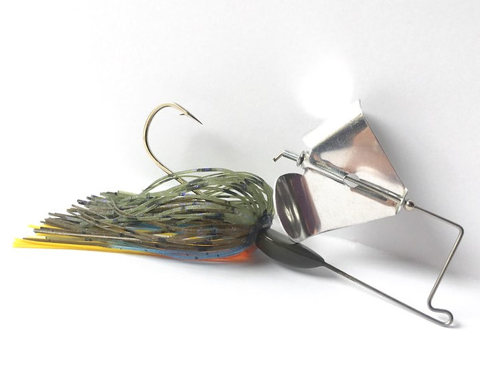 BLUEGILL HEAD BUZZBAIT
