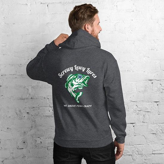 Screwy Lewy Logo Pullover Hoodie