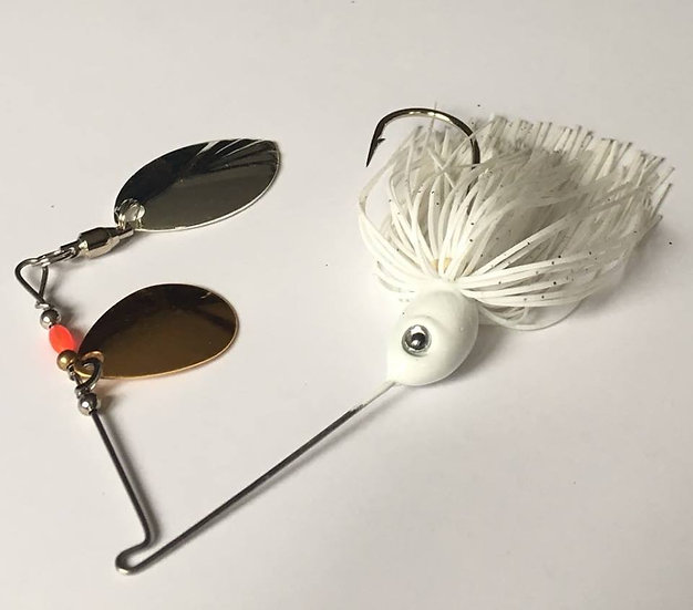 White Spinner