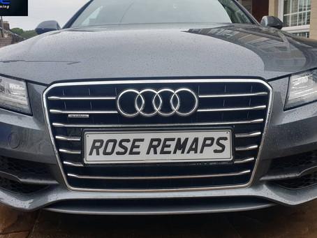 Audi power
