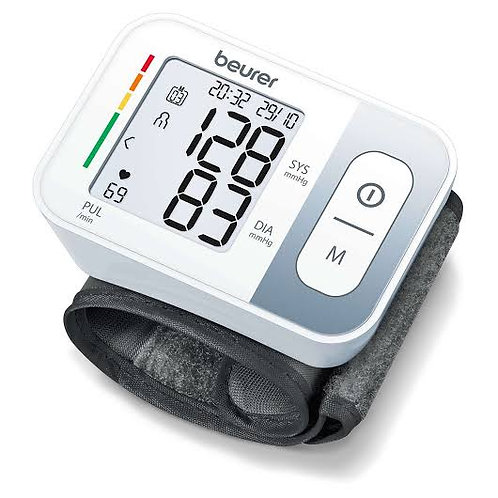 Beurer BC 28 - Wrist blood pressure monitor   beurer